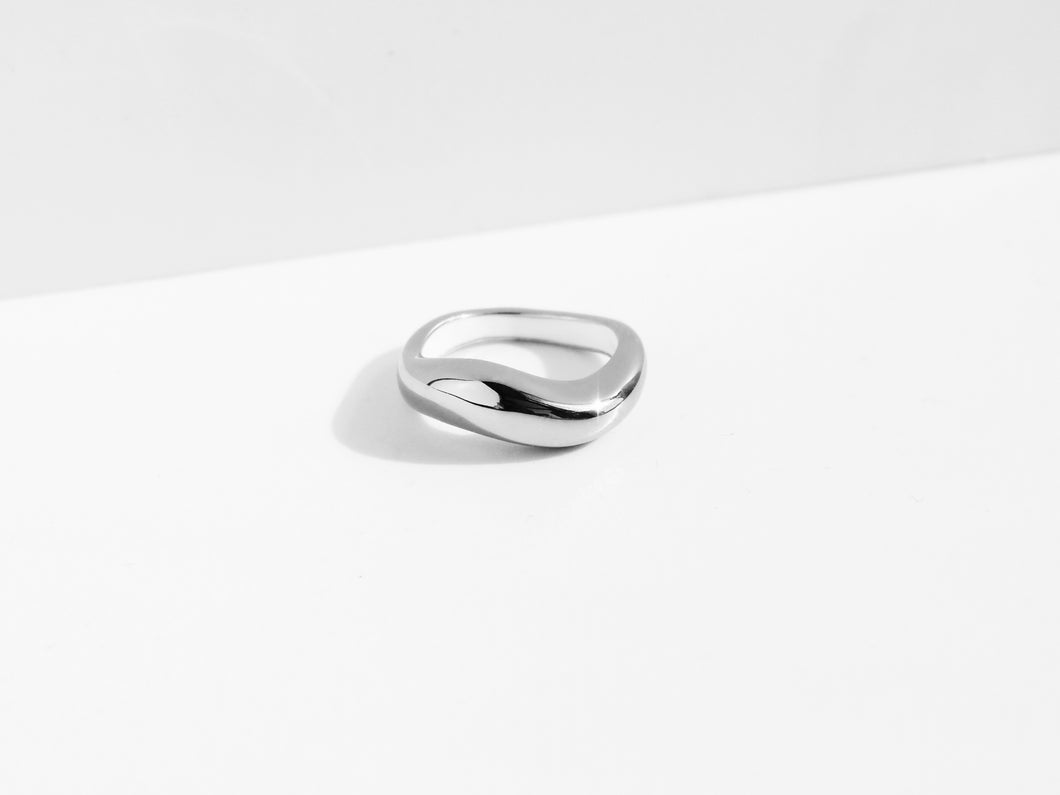 【NEW】Flow Ring | Silver