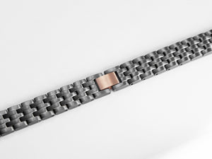 GREY X ROSE GOLD MG003 MINI LINK