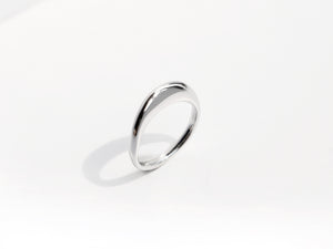 The Wave Ring | Silver
