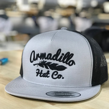 Platinum Crow - Armadillo Hat Co.