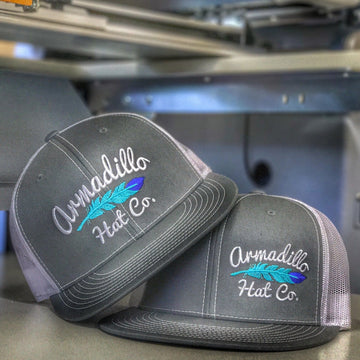 Little Wing 4D3 - Armadillo Hat Co.