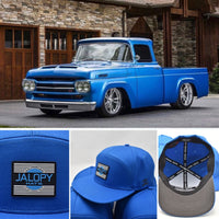 "Jalopy Authentic ""Carlos"" 7 Panel Snapback"