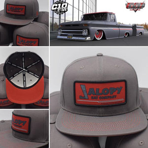 "Jalopy Authentic ""Apache"" Snapback"