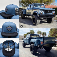 "Jalopy Authentic Hodson Motorsports ""Blue Collar Crew Hauler"""