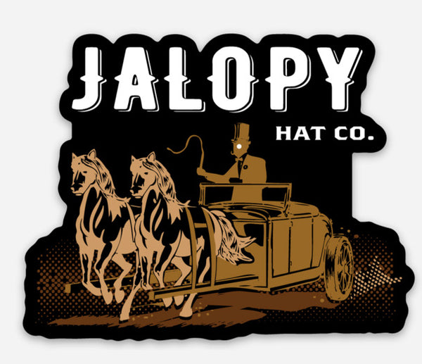 Jalopy DUSTER 2.0 Sticker