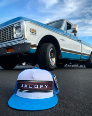 "Jalopy Authentic ""Cheyenne"" SnapBack"