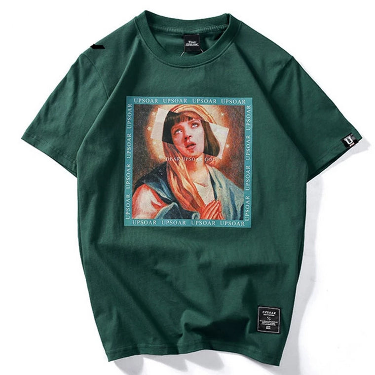 Remade Virgin Mary Tee