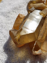 Zambian Citrine Crystals Raw - Unpolished and Untreated!  High Vibration and Hard to get, new find!