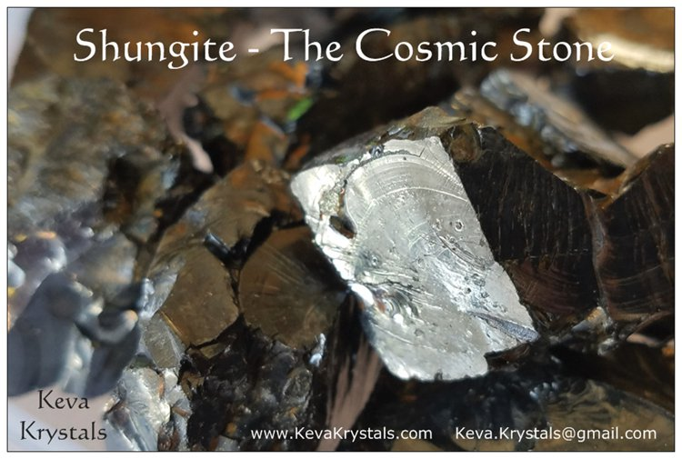 Noble Elite Shungite from Russia