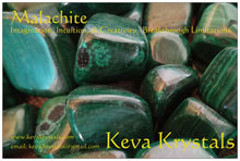 Malachite from the Congo, Africa