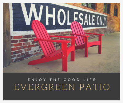 Our New Name: Evergreen Patio!