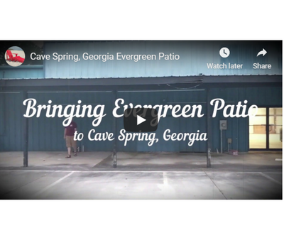 Video Of How We Made It Happen! Cave Spring, Georgia!