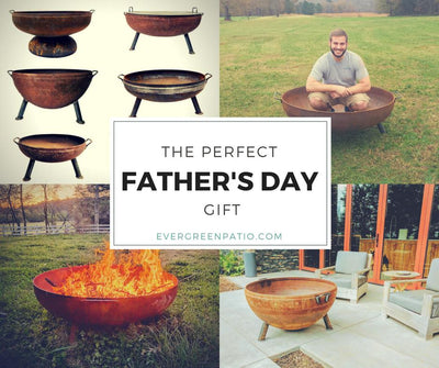 FATHER'S DAY OUTDOOR FURNITURE & FIRE PITS