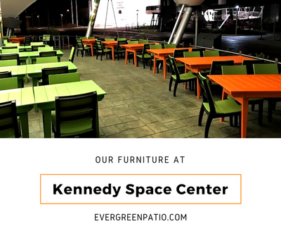 Our Furniture is at Kennedy Space Center!