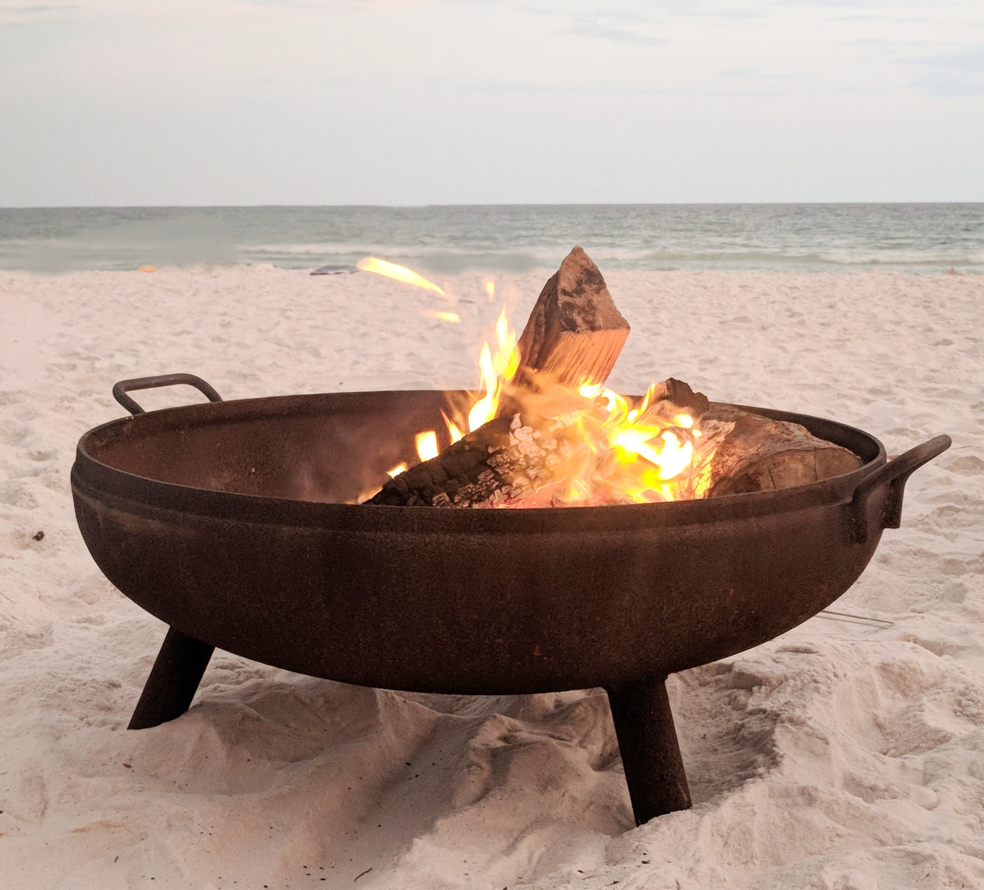 Steel Fire Pits