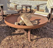 "41"" Heavy Duty Fire Pit Shallow"