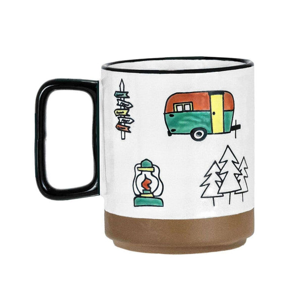 Adventure Life Mug - Wilderness