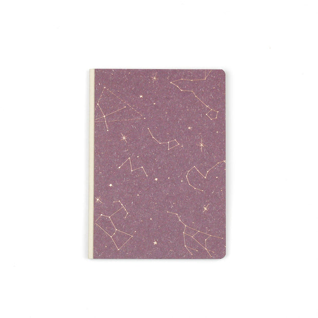 Written in the Stars Canvas Bound Journal