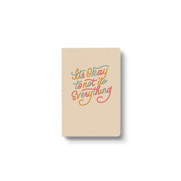 Everything Layflat Notebook
