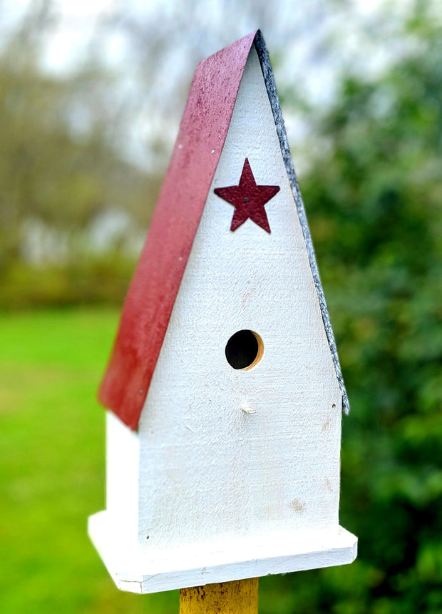 Large Church Birdhouse