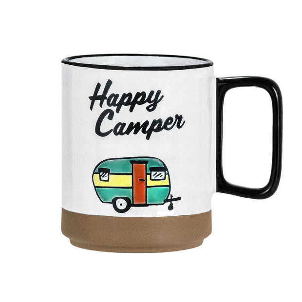 Adventure Life Mug - Happy Camper