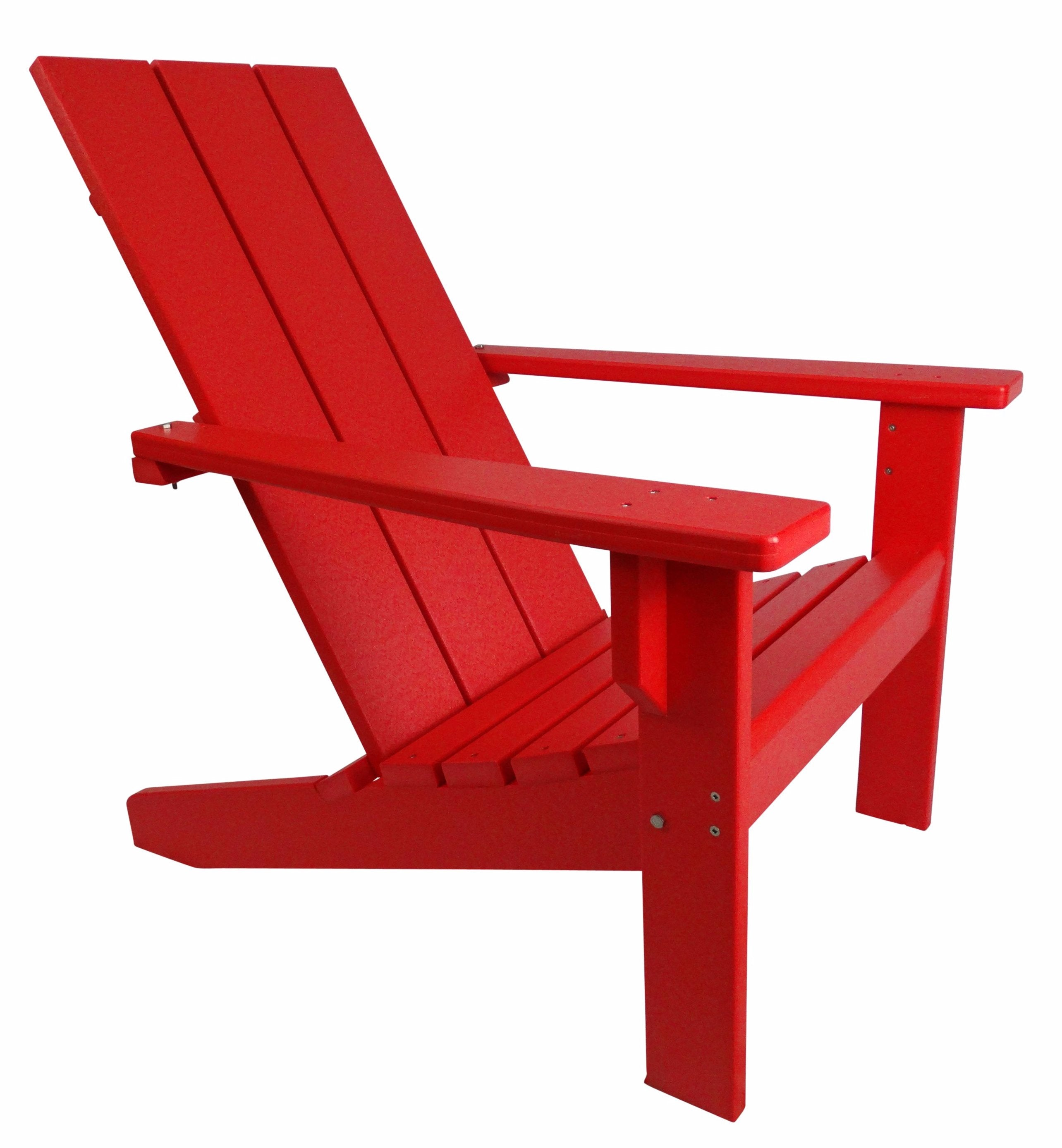 Superbe ... Modern Poly Adirondack Chair ...