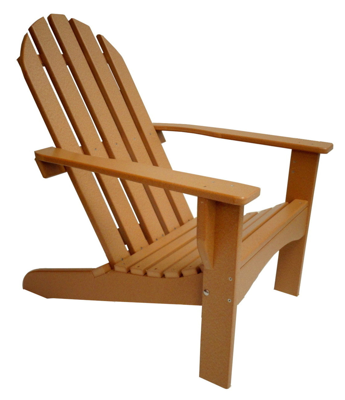 casual poly adirondack chair