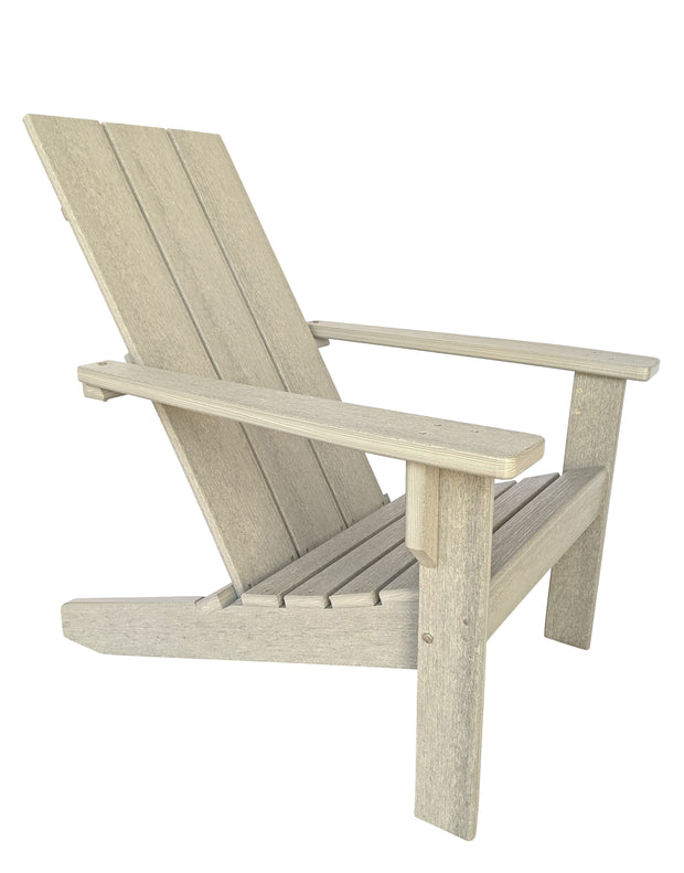 Modern Adirondack Chair - Evergreen Patio