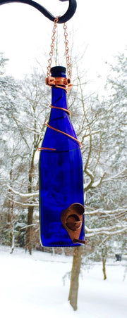Bottle Bird feeder
