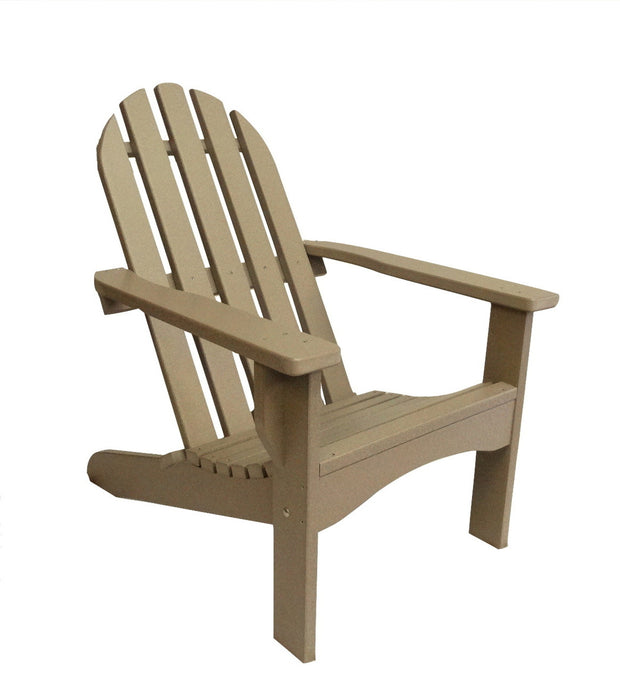 Poly Adirondack Rocking Chair