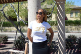 The Female CEO Shirt White
