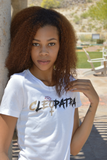 The Female CEO Cleopatra Shirt White (Final Sale)
