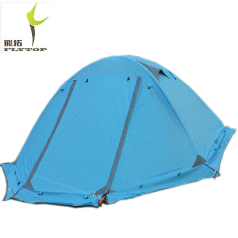 4-Season 2 Person Double-layer Windproof Waterproof Tent  sc 1 st  Mountain Valley Gear & 4-Season 2 Person Double-layer Windproof Waterproof Tent ...