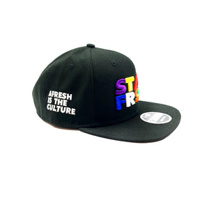 STAY FRSH New Era Crayon Crown