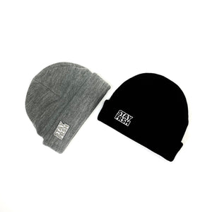 STAY FRSH Pin Beanie