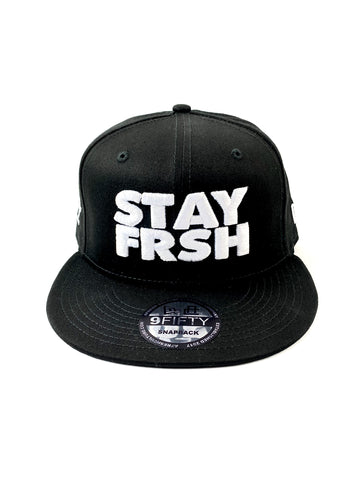 STAY FRSH New Era Crown