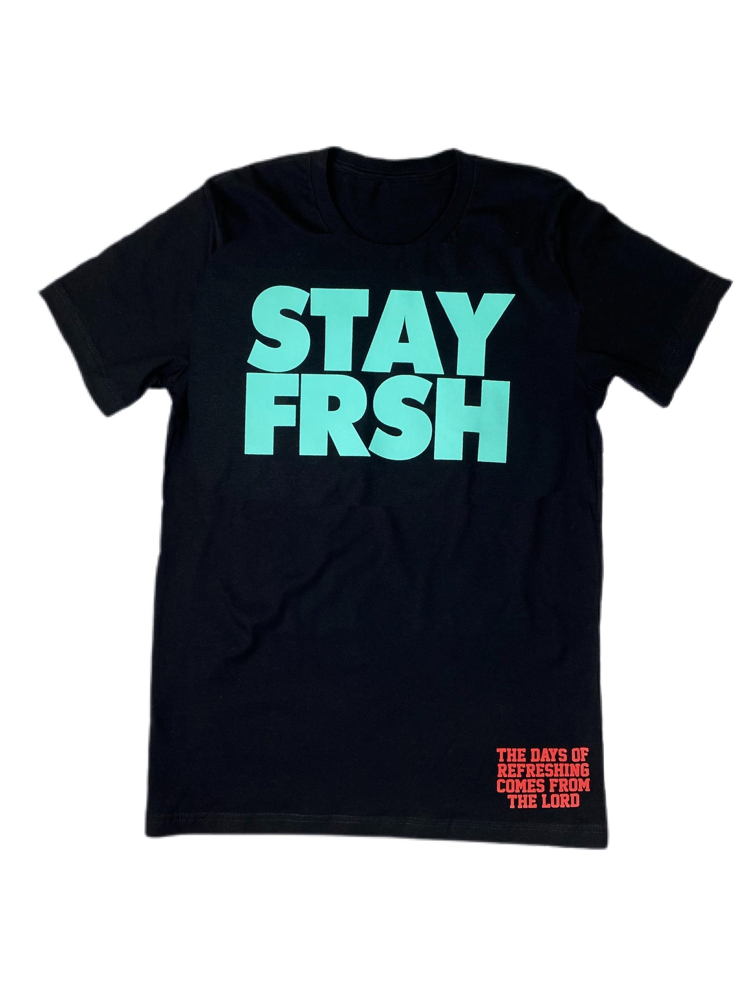 STAY FRSH Black Mintberry Tee