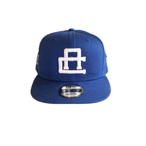 New Era Logo Crown - Royal Blue