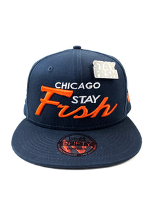 Chicago STAY FRSH New Era Crown
