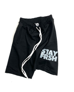 STAY FRSH Soft Fleece Shorts