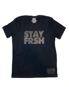 STAY FRSH Double Black Tee
