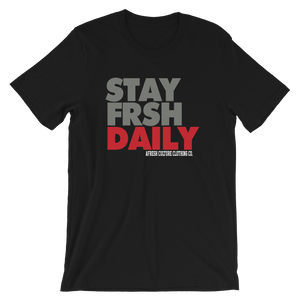 "STAY FRSH ""BRED"" T-Shirt"""