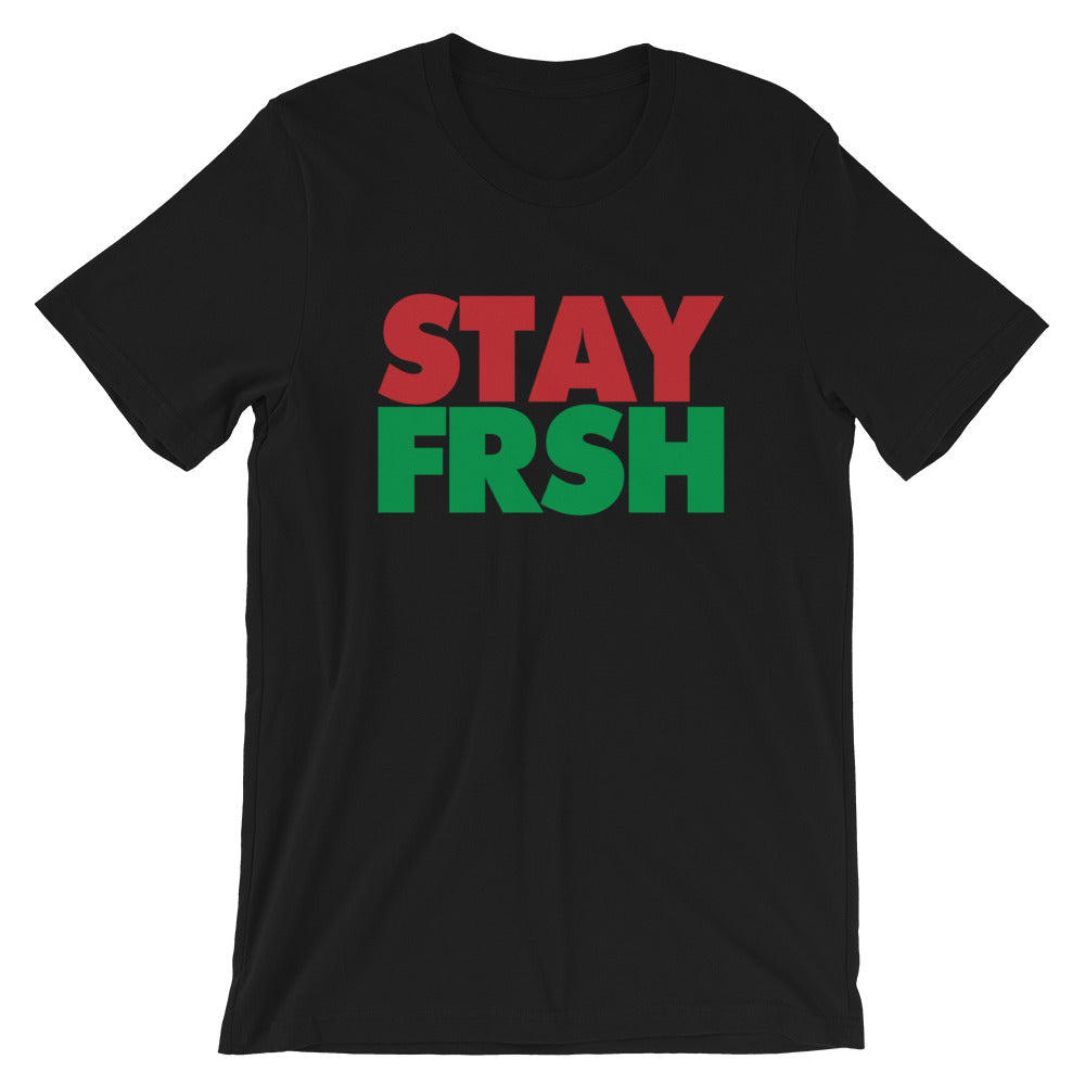 STAY FRSH BHM Limited Edition Tee