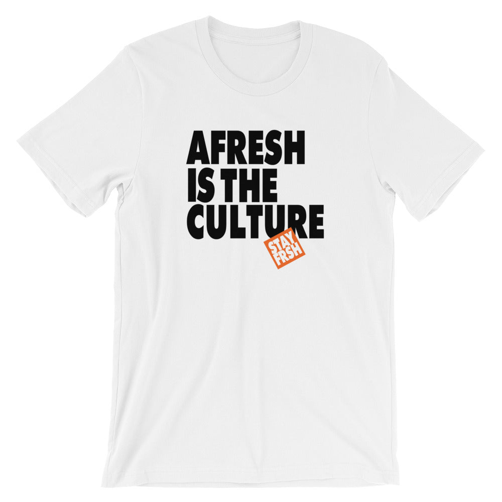 AFRESH IS THE CULTURE Tee