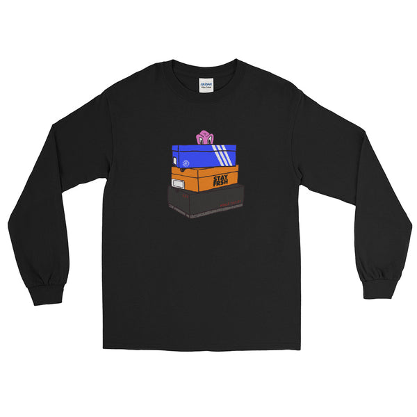 Creeping Vulture Long Sleeve Shirt (Two Colors)