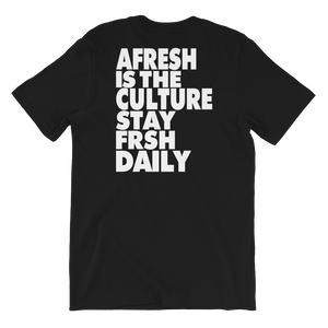 Backed By The Culture Tee