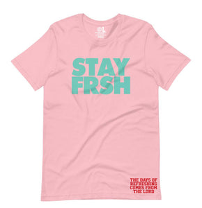 STAY FRSH Mintberry Tee