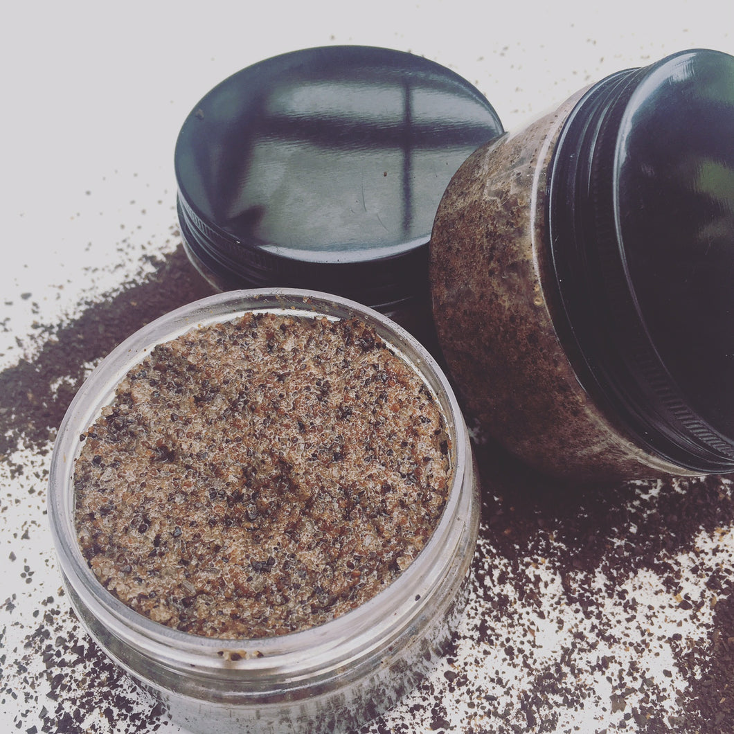 Coffee Sugar Scrub
