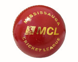 MCL Cricket Leather Ball