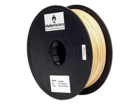 Wood PLA Hybrid Filament - 1.75mm (0.5kg)
